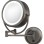 Double sided Italian Bronze LED lighted magnifying makeup mirror