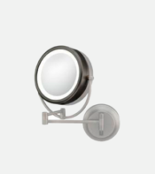 Enhnaced 7x lens for NeoModern double-sided magnifying mirrors