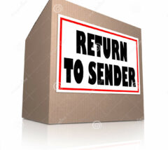 Return Mirror to Sender