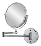 10X Magnified Wall Mirror